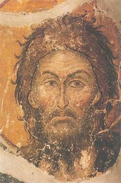 File:Paintings of John the Baptist of Protat. Byzantine Icons, Byzantine Art, Religious Icons, Religious Art, Fra Angelico, Jesus Art, John The Baptist, Art Icon, Orthodox Icons