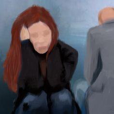 Solitudes (3) digital painting.... | My work