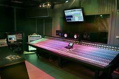 Luxury Recording Studio