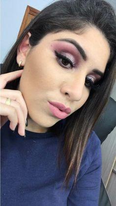 Tem tutorial dessa maquiagem no meu canal do YouTube ( Camarim das divas) ou www.youtube.com/camarimdasdivas ♥️✨