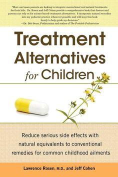 Holistic Treatment Alternatives for Kids!