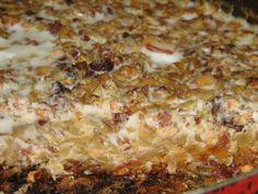 Smalec z cebulą i jabłkiem - Przepisy kulinarne - Inne rodzaje