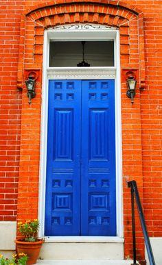 Bolton Hill, Baltimore, Maryland