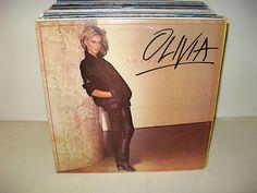 Olivia Newton-John - Totally Hot *UK 78* LP near mint