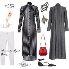 Pinstripes and Hijab                                                                                                                                                      More