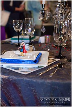 Super Hero Tablescape by Veronica Davis with Mile High Celebrations