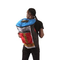 Bright Color D'Jembe Drum Bag - Drums & Drum Accessories - African Music   Africa Imports