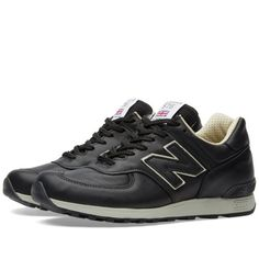 New Balance M576CKK - Made in England (Black) New Balance Обувь, Новая  Неделя 474c955e315
