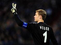Manuel Neuer - THE goalkeeper
