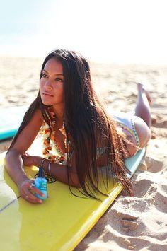 Surfer/Ladyslider blogger Tara Michie shares her #BbSurfStories.