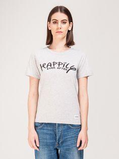 A QUESTION OF , Happily Ever After T-shirt #shopigo#shopigono17#womenswear#ss15#readytowear