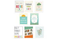 Good Vibes Mini Collection on OneKingsLane.com