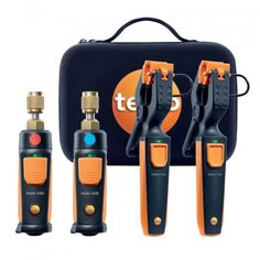 Find the coolest HVAC Tool for AC Cooling season: Testo 0563-0002 Wireless Refrigeration Smart Probe Set. Now on Sale! http://www.testersandtools.com/testo-0563-0002-ac-r-wireless-smart-probe-kit-bluetooth-manifold.html