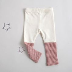 Baby Toddler Bottom Cotton Pants Pencil Leggings For Infants Boys And Girls Tights Cute Leggings, Girls In Leggings, Girls Pants, Pink Leggings, Leggings Are Not Pants, Tights, Cotton Pants, Cotton Sweater, Baby Girl Winter
