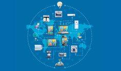 Internet de las cosas traerá la 4º revolución industrial: seres humanos y computadoras convivirán en el mercado labora. Más en OpenMind