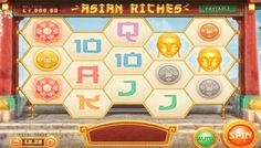 Play #AsianRiches Video Slot Machine at your favorite online casino to take full advantage of the #opportunities to win as well as to know more about the game. You will expect a 2x Multiplier, #GoldenLionsBonus and a Re-Spin Feature from this slot machine. Many people find the Eastern mysteries very entertaining and bewitching.