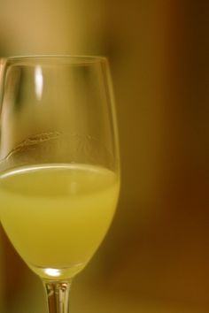 I think Limoncello would be a great wedding drink.:-)Limoncello: Thermomix Recipe