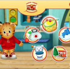 Play at Home with Daniel is a pretend play app from PBS Kids, a great tool for kids to learn daily routines. Find out what routines kids can learn from Daniel! #kidsapps
