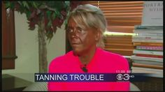 Patricia Krentcil, New Jersey Woman, Arrested For Taking Five-Year-Old Daughter Tanning......,STOP
