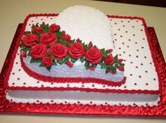 - A Valentine theme cake requested for the office February birthdays.