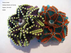 Customer Image Gallery for Diane Fitzgerald's Shaped Beadwork: Dimensional Jewelry with Peyote Stitch (Beadweaving Master Class Series)