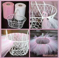 24 Best Tulle Baby Shower Images Ballerina Birthday Baby Shower
