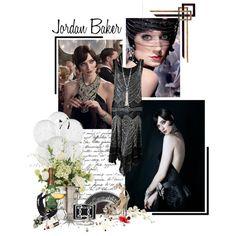 Jordan Baker in #TheGreatGatsby