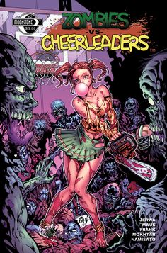 Zombies vs Cheerleaders - If you found this on some guy's bookcase, would you be more of less inclined to trust his judgement in a survival situation?