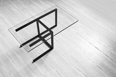 Arquétipo, coffee table by Enrico Salis, via Behance