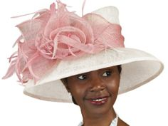 Sinamay Hat 102538-Ivory/Pink KaKyCo,http://www.amazon.com/dp/B00BQHZ2I6/ref=cm_sw_r_pi_dp_ixw8sb059R5C15Z9