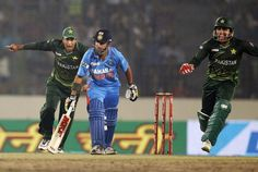 Pakistan vs India- 2nd ODI: Green shirts favourite for Eden Gardens' battle