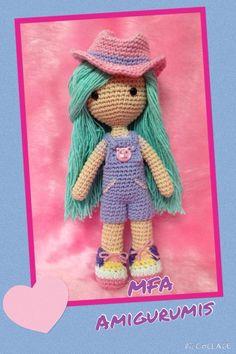 Muñequita www.facebook.com/MFAAmigurumis