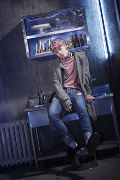 B.A.P : ZELO : ROSE  (it's B.A.P!)