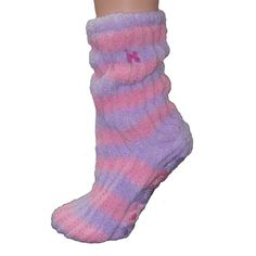 Vintage Home Women's Lavender-Infused Black Pink/ Purple Socks (38 PEN) ❤ liked on Polyvore featuring intimates, hosiery, socks, pink, slouch socks, pink slouch socks, purple socks, pink hosiery and slouchy socks