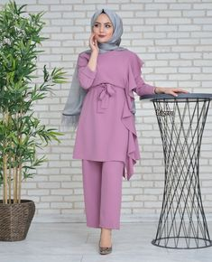 Muslim Fashion, Modest Fashion, Hijab Fashion, Fashion Outfits, Hijab Prom Dress, Hijab Outfit, Hijab Casual, Hijab Chic, Simple Dress Casual