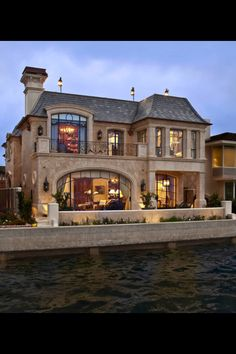 Amazing water front home!