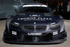 I'm drooling right now. literally. BMW M3 with a custom body kit