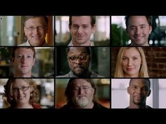 "code.org ""What Schools Don't Teach"" short film    Learn about a new ""superpower"" that isn't being taught in 90% of US schools.    Starring Bill Gates, Mark Zuckerberg, will.i.am, Chris Bosh, Jack Dorsey, Tony Hsieh, Drew Houston, Gabe Newell, Ruchi Sanghvi, Elena Silenok, Vanessa Hurst, and Hadi Partovi.     Directed by Leslie Chilcott."