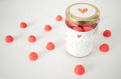 DIY : la Love Bonbonnière de Saint Valentin | Moukita