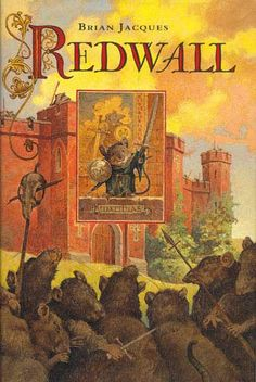 Brian Jacques wrote Redwall for the children at the Royal Wavertree School for the Blind in Liverpool, where as a truck driver, he delivered milk. Because of the nature of his first audience, he made his style of writing as descriptive as possible, painting pictures with words so that the schoolchildren could see them in their imaginations.