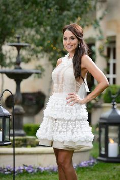 Fashion, Shopping & Style | Snezana's Incredibly Sexy Bachelor Outfits Were Standouts - Celebrity Fashion Trends