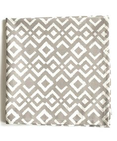 Take a look at this Gray Ikat Napkin - Set of Four by chewing the cud on #zulily today!