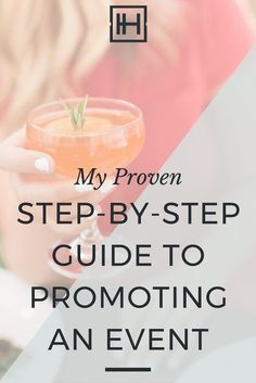 My Step-by-Step Plan for Promoting an Event on Social Media – InHouss – Marketing – Finanzen