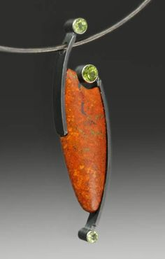Cuprite Pendant (pendant only) via boutiika.com $598