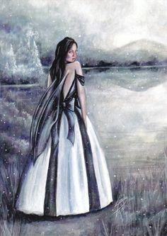 My Fairy-cards :: Winter Wonderland / Linda Peltola image by Kaheli_album - Photobucket