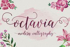 Octavia Script by AF Studio on Creative Market