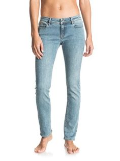 Suntrippers Vintage Wash - Skinny Fit Jeans 3613371964177 | Roxy