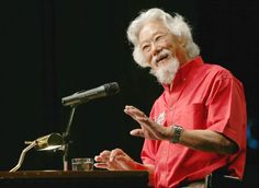 In the introduction to his new book, David Suzuki writes about finally embracing the idea of being an elder.