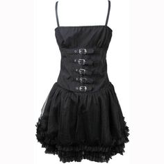 Details about Piizen Industries Emo Punk , Dark Dress Black Rockabilly Outfits, Punk Outfits, Gothic Outfits, Cosplay Outfits, Dress Outfits, Fashion Outfits, Fashion Styles, Ivanka Dress, Lil Black Dress