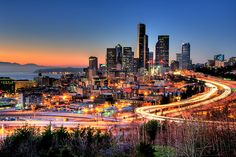30 Seconds of Seattle by moog55, via Flickr